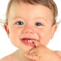 Прорезывание зубов: фото десны, как режутся зубки, как выглядит ротовая полость при прорезывании зубов