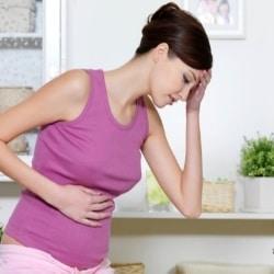Какие они месячные во время беременности