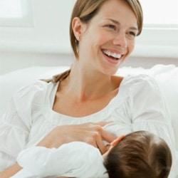 питание женщины в период грудного вскармливания
