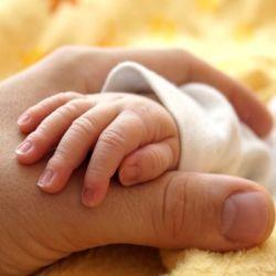 Уход за детскими ногтями