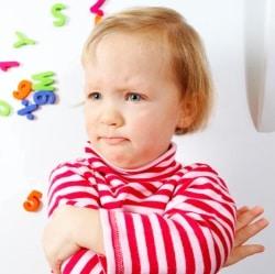Мой упрямый малыш или как бороться с упрямством