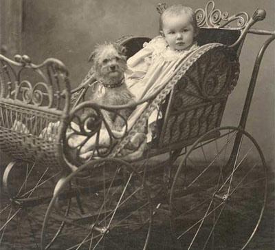 первая коляска