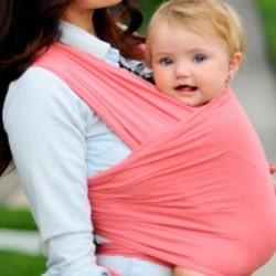 Переноска для новорожденных. Кенгуру или слинг?