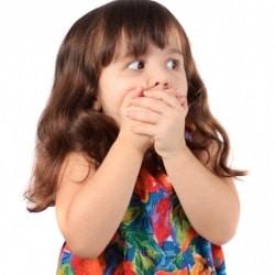 Ребенок говорит «плохие» слова? Как помочь малышу.