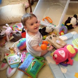 What happens if the child does not clean the toys? Advice of child psychologist