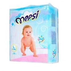 Mepsi diapers (Mepsi): characteristics and opinions