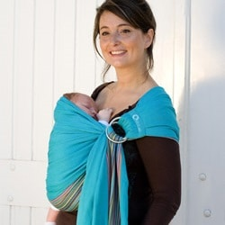 Sling for a newborn: criteria, characteristics, types of slings