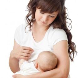 Менструации при грудном вскармливании