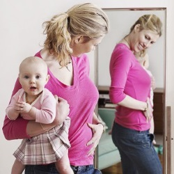 Как похудеть на грудном вскармливании?