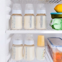 Storage of breast milk: where, how and how much to store