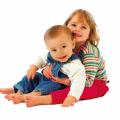 Воспитание детей-погодок: возможные трудности и явные преимущества