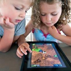 знакомство ребенка с компьютером