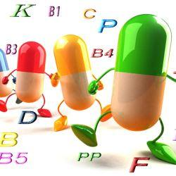 Review of vitamins for children.