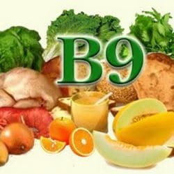 Фолиевая кислота (витамин В9)
