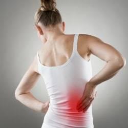 Что же делать, если болит спина после кесарева сечения